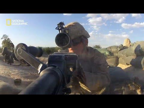 탈레반 급습을 앞둔 군인들의 준비