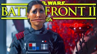 STAR WARS BATTLEFRONT 2 FAILS & GLITCHES (Funny Moments Compilation)