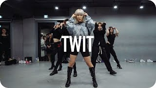 Download lagu twit (멍청이) - Hwa Sa (화사) / Jin Lee Choreography MP3
