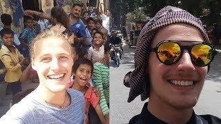 Meine Weltreise – mit 50 Euro um die Welt