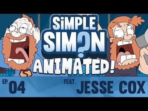 Simple Simon Animated ft. Jesse Cox - Jaffas