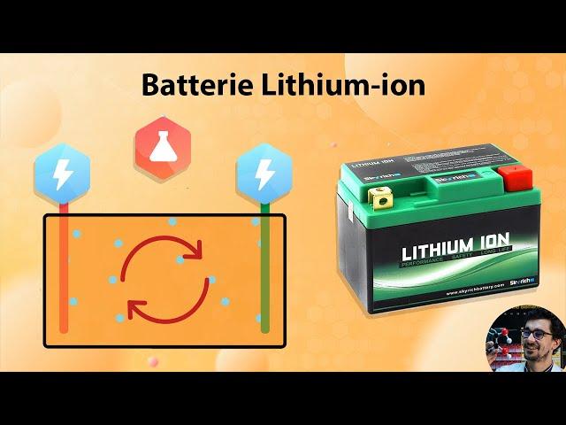 ⚡🔋⚡ Batterie Lithium-ion