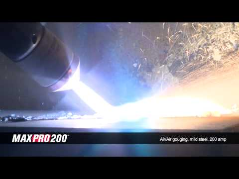 MAXPRO200 Air,Air gouging | Hypertherm