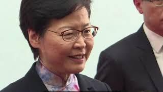 惠誉24年来首次下调香港评级 林郑:我不同意
