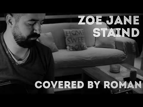 Zoe Jane - Staind ( Acoustic Cover ) Roman