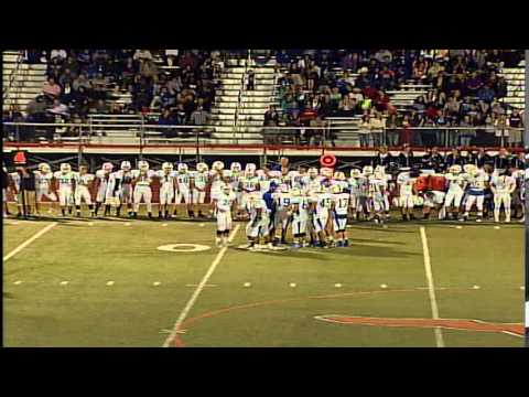 Fremont High School at Mountain Crest High School football game 9-11-15 in Hyrum Utah