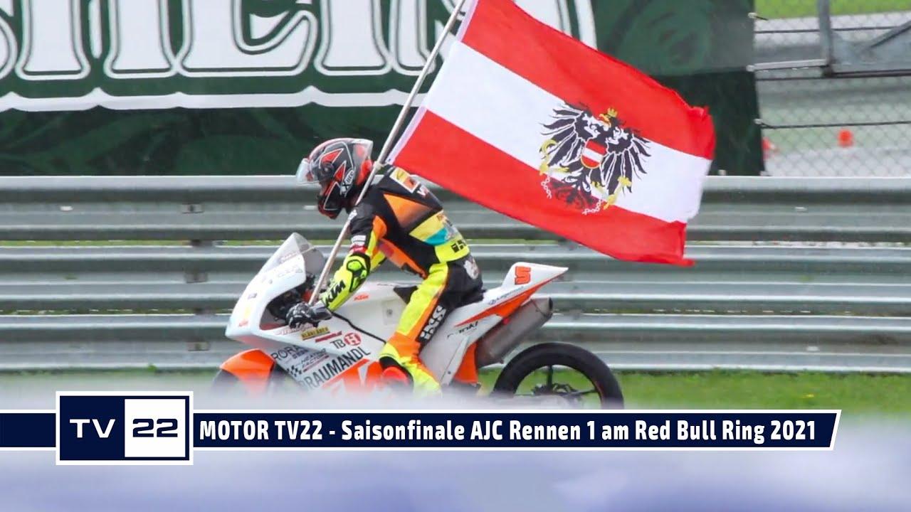 MOTOR TV22: Rennen 1 beim Saisonfinale des KTM Austrian Junior Cup am Red Bull Ring 2021