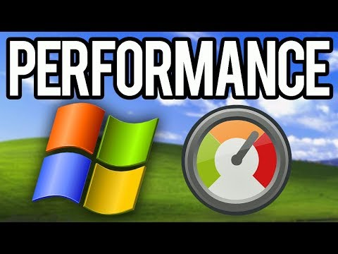 Windows XP Performance Edition - Overview & Demo