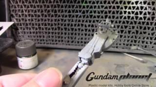 gundamcustoms hg 1 144 prototype gouf desert type custom part 4