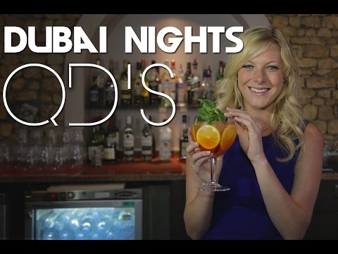 Dubai Nights - QD's Dubai Creek Golf & Yacht Club
