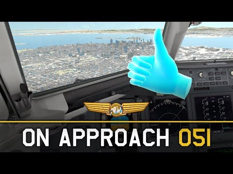 A New Flight Simulator! | ON APPROACH  051