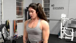 Natasha Aughey (Shoulder/Triceps Workout) Mp3