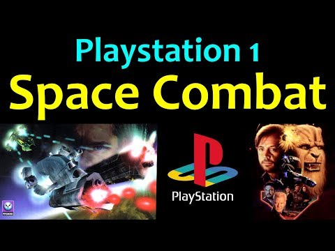 7 Awesome PS1 Space Combat Games ... (Gameplay)