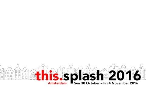 SPLASH 2016 Keynote: The Science of Deep Specification