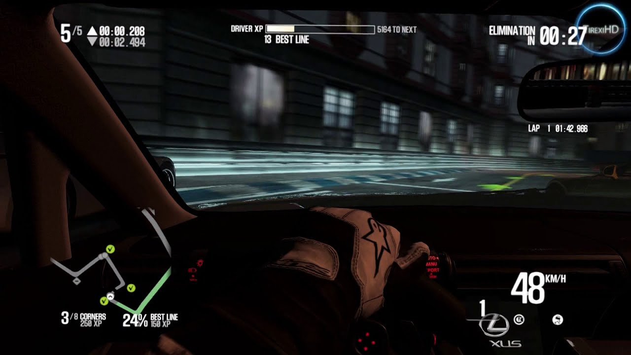 Shift 2 Unleashed HD gameplay RELOADED - YouTube