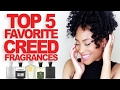 TOP 5 Favorite Creed Fragrances for MEN - Chosen By a Woman! (Best Creed Fragrances by Vava Couture)