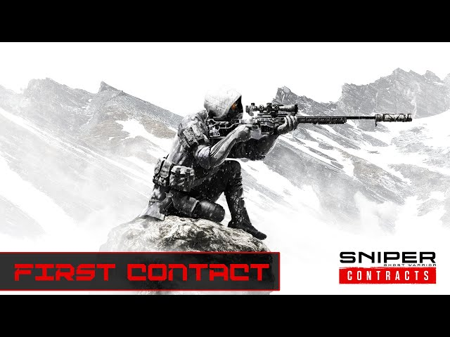 [FR] Sniper Ghost Warrior Contracts - First Contact - Pas si fantôme que ça