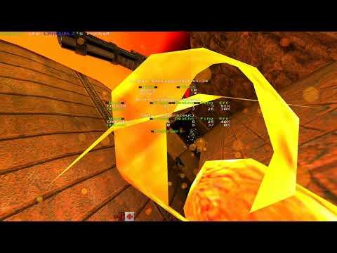 Quake 2: 2v2 - q2dm1 - glory v hole  07/09/2020 moomin pov |