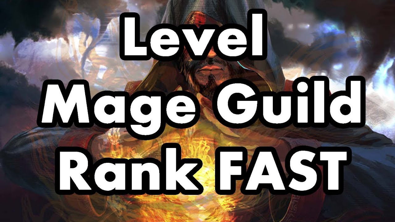 ESO: How to Level your Mage Guild Rank Fast (All Lorebook