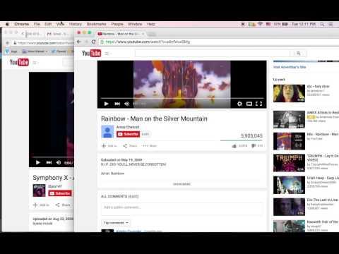 YouTube Playback Speed Slider