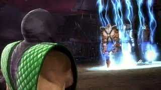 Mortal Kombat 9: Intros, Victories, Fatalities and Cut Scene S…
