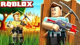 TEACHING a fortnite player how to play epic minigames in roblox