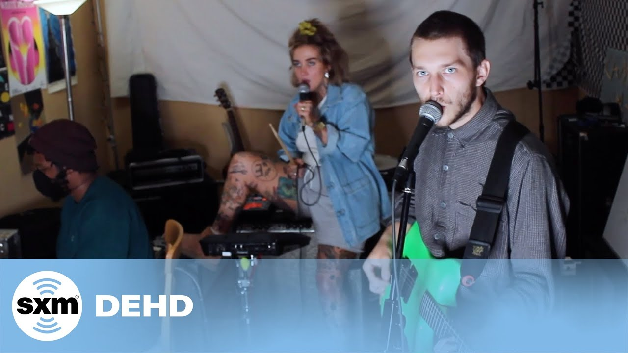 Dehd - Drip Drop | Live for SiriusXMU Sessions