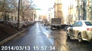 Видео с регистратора Cylink - 2.7