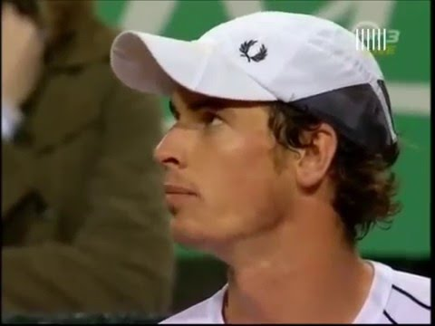Angry Andy Murray vs Umpires and others