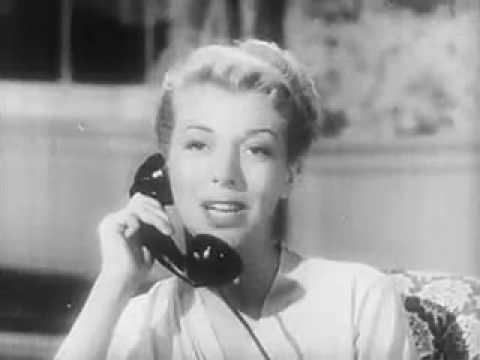 D O A - Classic 1950 Film Noir (Erotic)