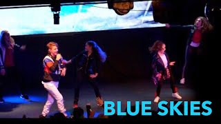 MattyB - Blue Skies (Live in NYC)