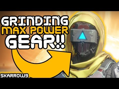 Destiny 2 - Grinding 330 Power Level Gear!! Come Hang Out!! #roadto10K