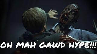 RESIDENT EVIL 2 OH MAH GAWD HYPE!!! - Liam Killjoy Is Back!