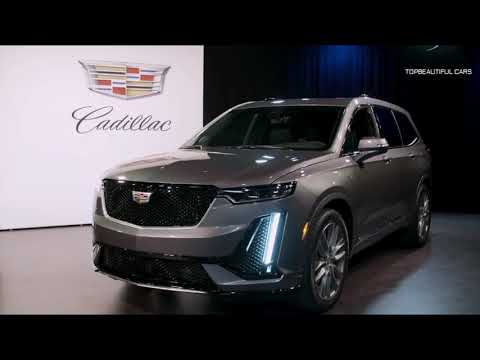 2020 Cadillac XT6 Specs and Engines