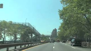 Triborough Bridge & East River Drive