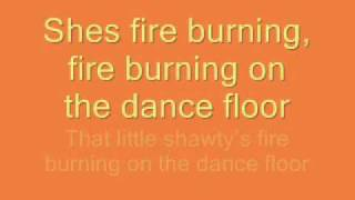 Repeat youtube video Fire Burning Lyrics