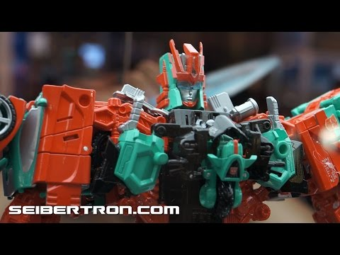 Transformers Combiner Wars Victorion and the Torchbearers