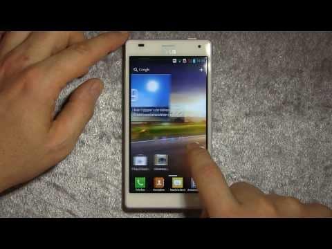 LG Optimus 4X HD: Erste Eindrücke