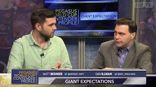 Pegasus World Cup Contender Profile - Giant Expectations