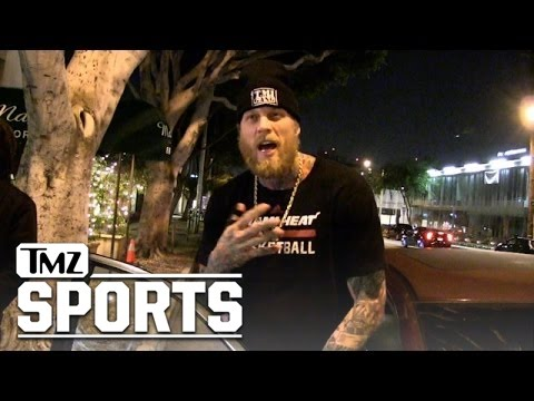 NBA Star Chris Andersen -- All My Tats Were Free ... 'I'm A Walking Billboard' | TMZ Sports