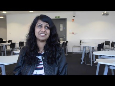 Neha from India - MSc Drilling and Well Engineering