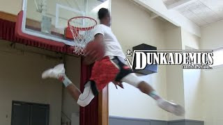 Chris Staples & New Williams Dunk Session (Raw Dunks) Video
