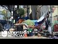 Según un estudio, 567,000 personas en Los Ángeles están en riesgo de quedarse sin techo