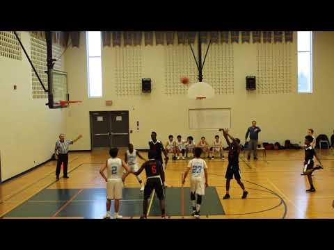 Blessed Cardinal Newman vs Senator O'Connor Basketball game