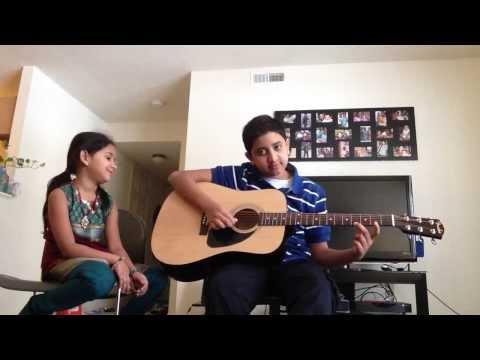 Jana Gana Mana Guitar Cover by Karthik