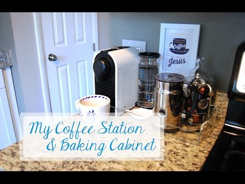 Coffee, Tea, & Baking Organization + GIVEAWAY [CLOSED]