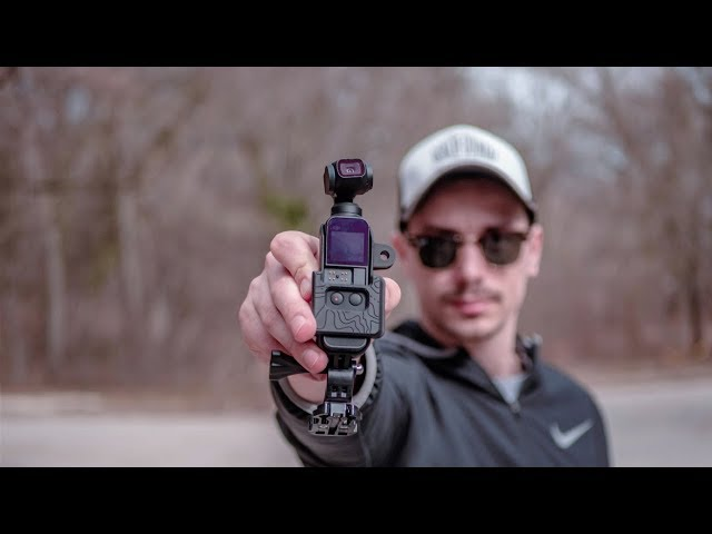 THIS Accessory Turns Your DJI Osmo Pocket into an ACTION Camera!
