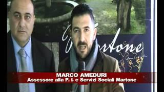 Martone: Il Comune di Locri consegna lo scuolabus