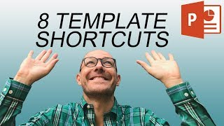 8 PowerPoint Template Shortcuts (Outline View Tricks)