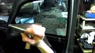 видео Тонировка пленкой Инфинити стекол автомобиля